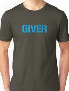 Giver Unisex T-Shirt