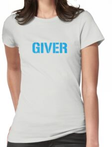 Giver Womens Fitted T-Shirt
