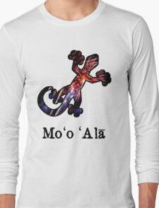 Fireworks Hawaiian Gecko Long Sleeve T-Shirt