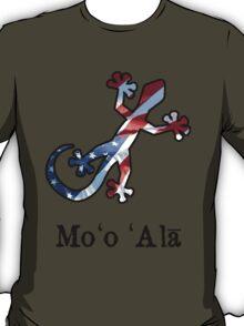 All American Hawaiian Gecko T-Shirt