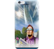 Chemtrails iPhone Case/Skin