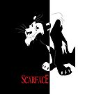 Lion King's Scarface by MesserK