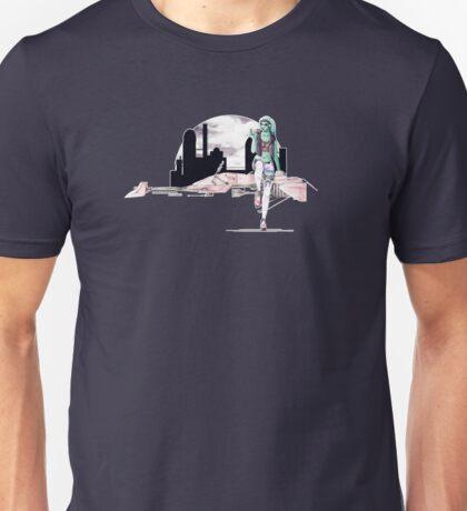 Got a problem, schutta? Unisex T-Shirt