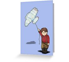 little captain Greeting Card