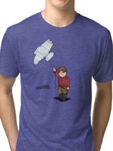 little captain Tri-blend T-Shirt