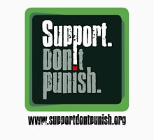 Support Don't Punish (large logo) Unisex T-Shirt