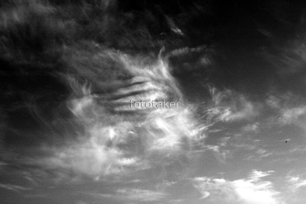 Touch of the Sky Witch by fototaker