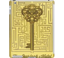 Key to the Overlook iPad Case/Skin