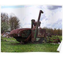 Farm Monster Poster