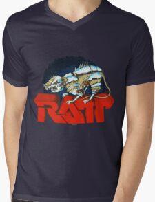 RATT Mens V-Neck T-Shirt