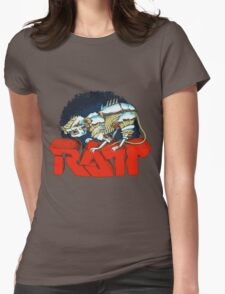 RATT Womens Fitted T-Shirt