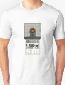G.780-mkI Robothead Unisex T-Shirt