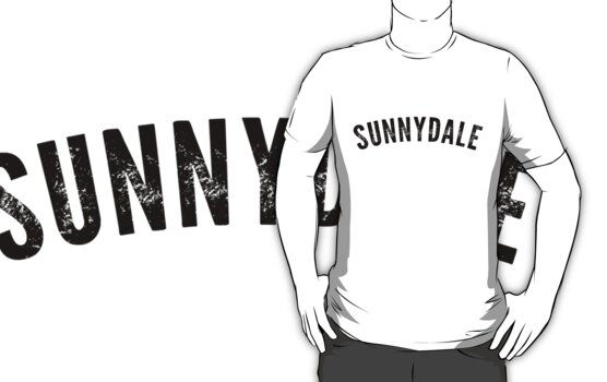 Sunnydale Shirt by typeo