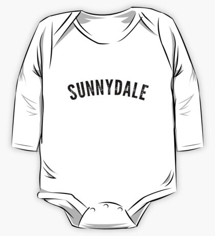 Sunnydale Shirt One Piece - Long Sleeve