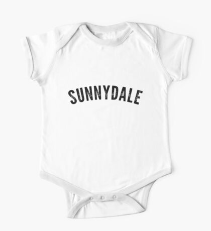 Sunnydale Shirt One Piece - Short Sleeve