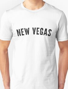 New Vegas Shirt T-Shirt