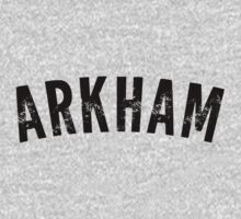 Arkham Shirt Kids Tee