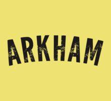 Arkham Shirt Kids Clothes
