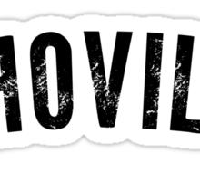 Whoville Shirt Sticker