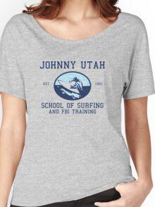 Point Break Movie Johnny Utah FBI  Women's Relaxed Fit T-Shirt