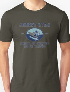 Point Break Movie Johnny Utah FBI  T-Shirt