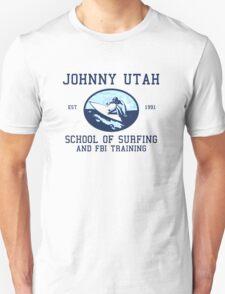 Point Break Movie Johnny Utah FBI  T-Shirt