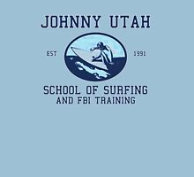 Point Break Movie Johnny Utah FBI  Unisex T-Shirt