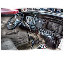 HDR - Classic Interior Poster