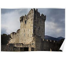 Irish Castle Poster