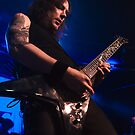 Michael Padget of Bullet for My Valentine by HoskingInd