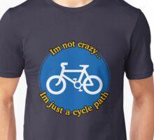 Cycle Path Unisex T-Shirt