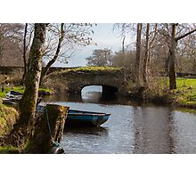 Irish Stone Bridge Photographic Print