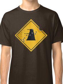 Dalek Crossing Classic T-Shirt