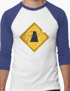 Dalek Crossing Men's Baseball ¾ T-Shirt