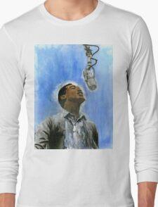 Sam Cooke Long Sleeve T-Shirt