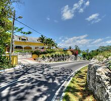 Johnson Road in Nassau, The Bahamas by Jeremy Lavender Photography