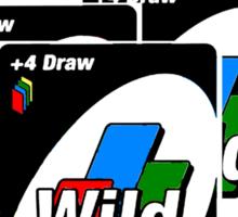 Uno Tactics Sticker