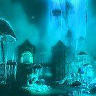 Blackreach | Elder Scrolls Skyrim by faw-n