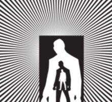 The Forbin Project (Black) Sticker