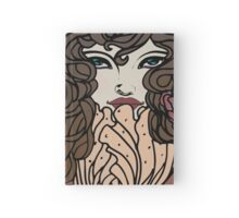 Pretty Little Lady Hardcover Journal