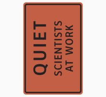 Scientists At Work (Large) by csyz ★ $1.49 stickers