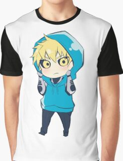 Genos - One Punch Man Graphic T-Shirt