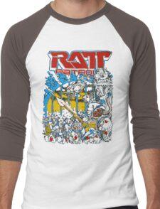 RATT PATROL Men's Baseball ¾ T-Shirt