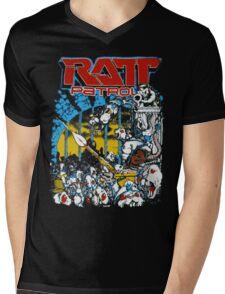 RATT PATROL Mens V-Neck T-Shirt