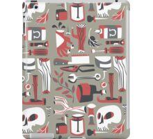 The Carpenter - pink iPad Case/Skin