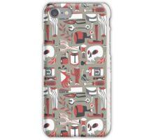 The Carpenter - pink iPhone Case/Skin