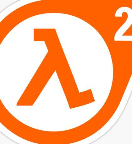 Half-Life 2 Sticker