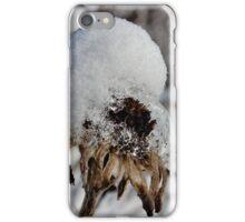 A Snowy Burden iPhone Case/Skin