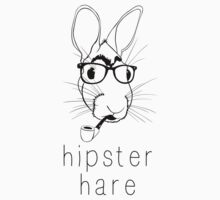 Hipster Hare by Turlguy