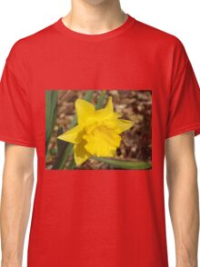 The Yellow Daffodil Classic T-Shirt